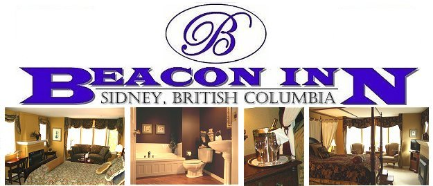 Sidney BC Bed and Breakfast Accommodations guest rooms
